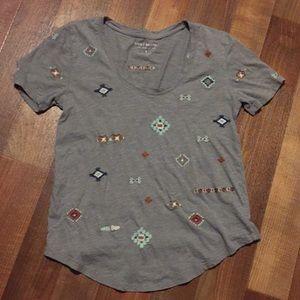 Lucky Brand T-shirt size S